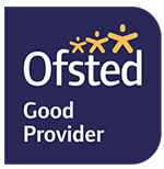 Offsted rated as Good Provide of Childcare